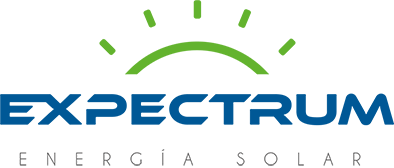 Logo expectrum energía solar png